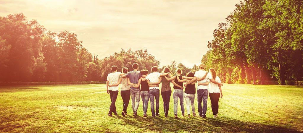 Zusammen stark