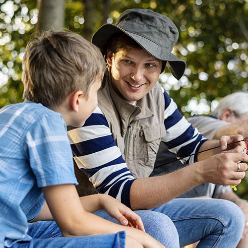 Sozialpädagogische Familienhilfen
